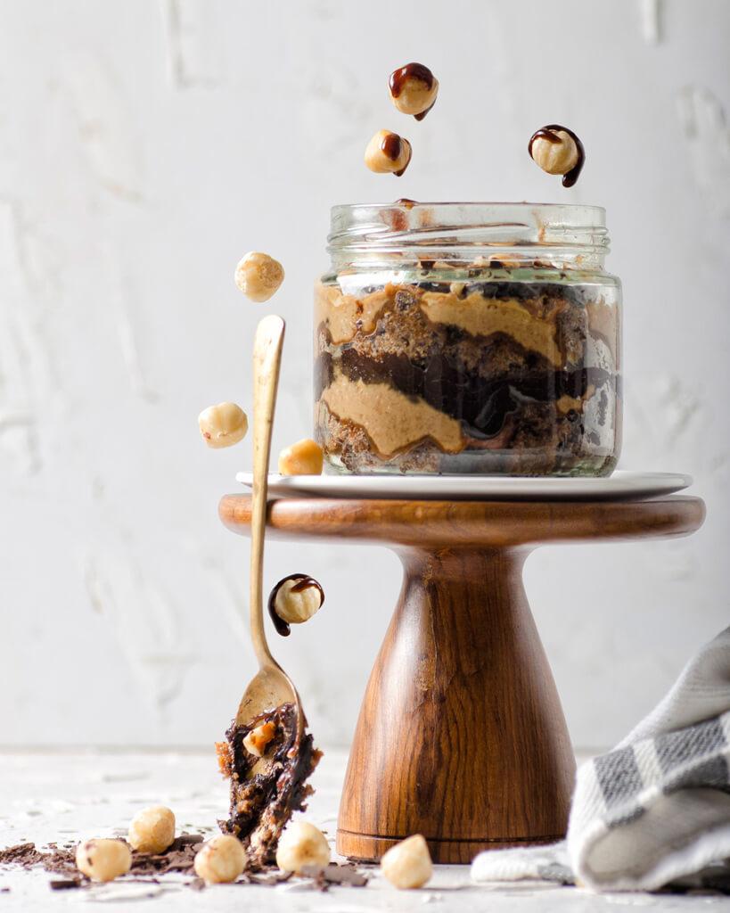 Hazelnut Chocolate Jar