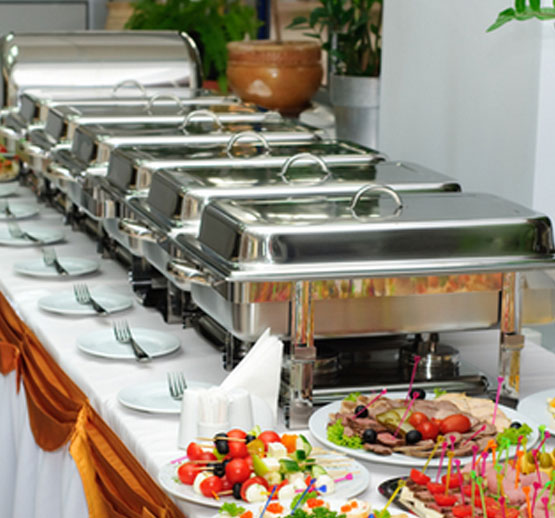 Festival catering services