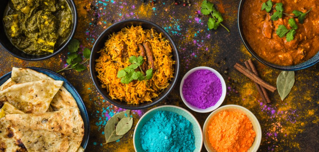 holi catering service